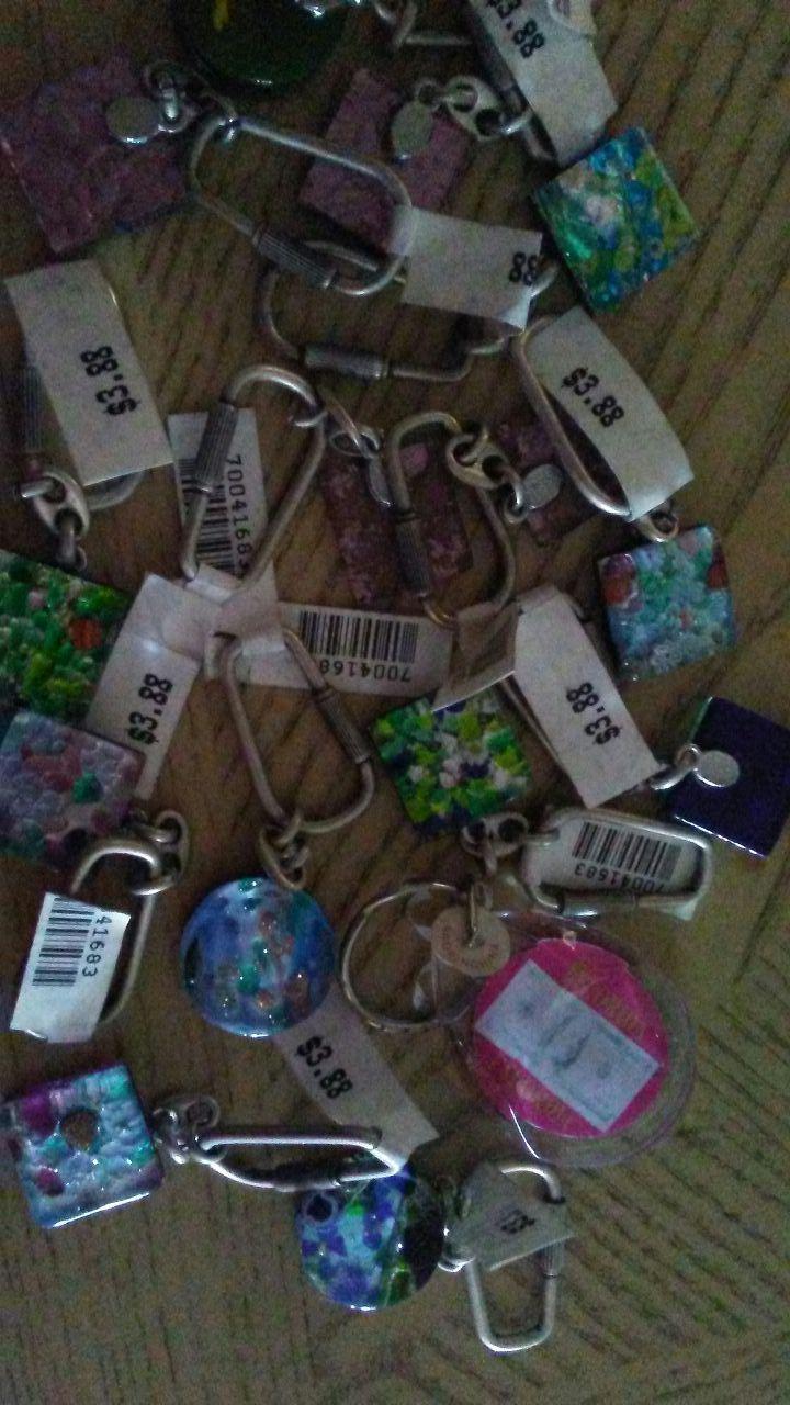 Brand New Key Chains