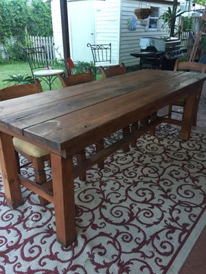 Indoor/outdoor dining table for Sale in Homestead, FL