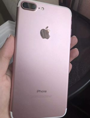 Apple iPhone 7 Plus - 256GB - Rose Gold (Unlocked) Smartphone for Sale in Silver Spring, MD