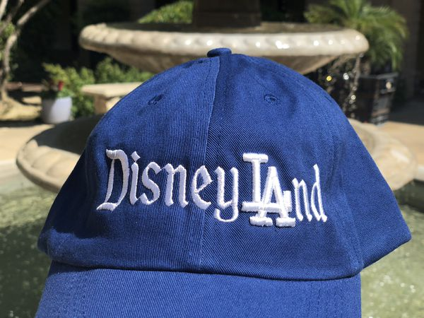 Disneyland LA dodgers collaboration Hats (fitted, flexfit, Velcro, trucker,  dad hats available) for Sale in El Monte, CA - OfferUp