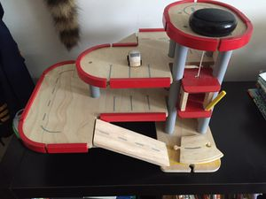 Plan Toys Garage : Plan toys wooden airport for sale in los angeles ca offerup