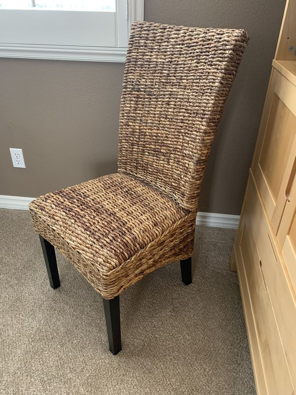 Wicker Accent Chairs.Wicker Accent Chair Pier One For Sale In Temecula Ca Offerup