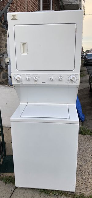 Stackalabe Washer And Gas Dryer for Sale in Philadelphia, PA