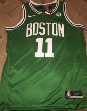 4354a8d6 Kyrie Irving Celtics basketball jersey brand new XL$40 for Sale in Chicago,  IL