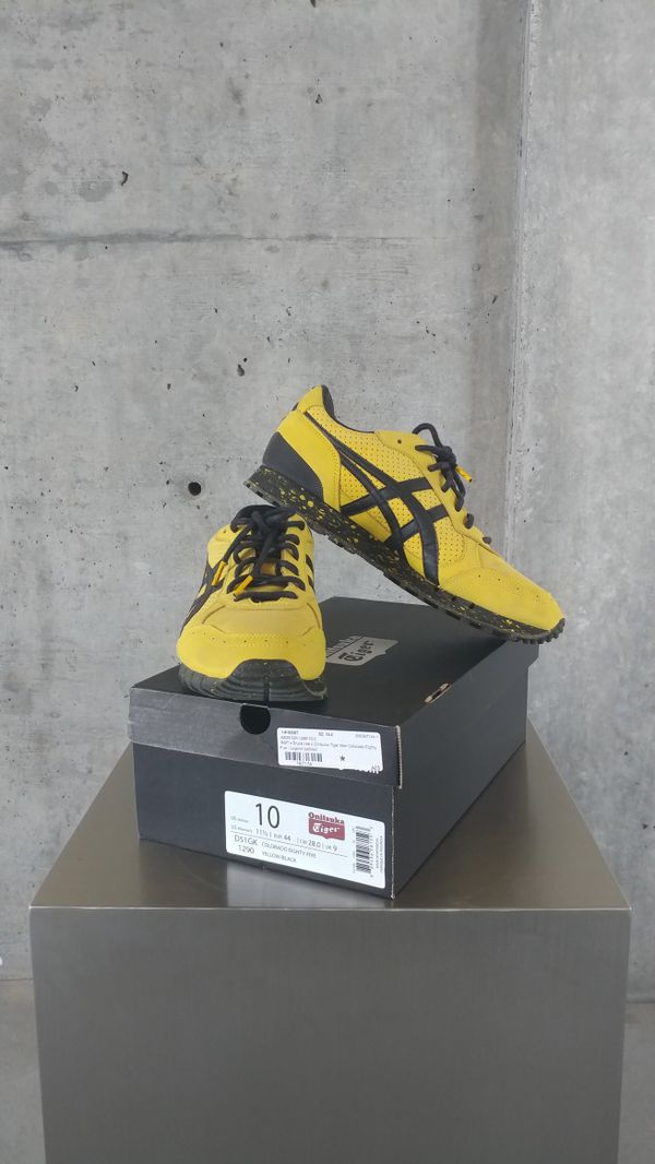 the best attitude e445a 54646 Bait x Asics Onitsuka Tiger Colorado 85 Bruce Lee for Sale in San Diego, CA  - OfferUp