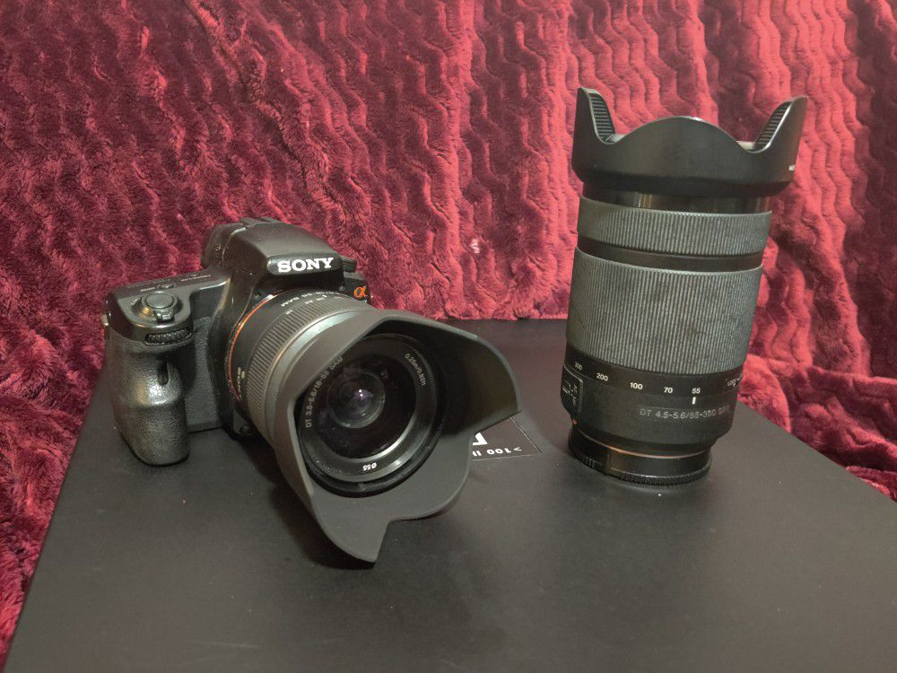 SONY Digital SLR Camera