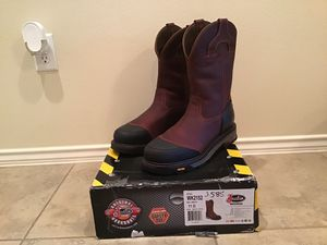 ff8aa12e340 New and Used Work boots for Sale in Laredo, TX - OfferUp