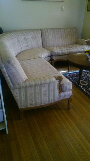 Vintage Sectional And Dining Room Set For In New Haven Ct