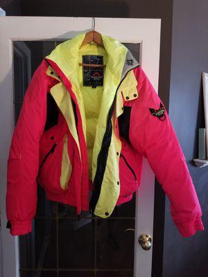 Photo Vintage mountain oak ski jacket size medium