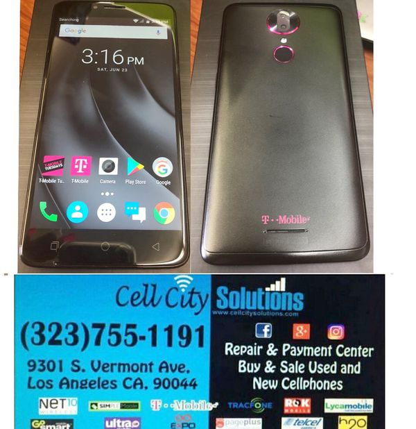 T Mobile Revvl Plus Unlock