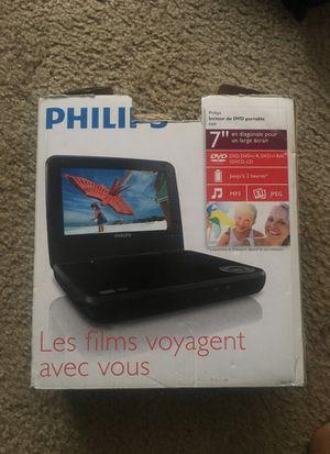 Phillips DVD player for Sale in Richmond, VA