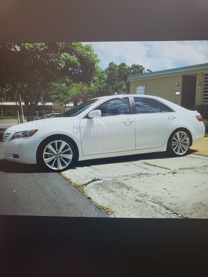 URGENT SALE! 2006 Toyota Camry Le - Edition Fully Loaded One Owner for Sale in Miami, FL