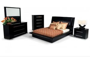 Black dressers and mirror for Sale in Silver Spring, MD