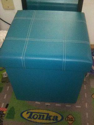 Ottoman baby blue for Sale in Cincinnati, OH
