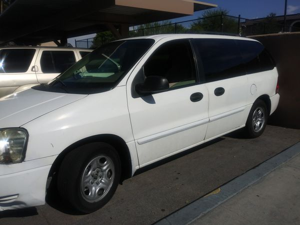 2005 ford freestar minivan