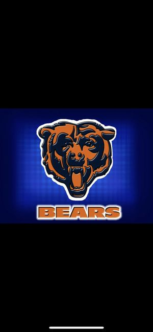 4 United club seats for bears vs rams for Sale in Chicago, IL