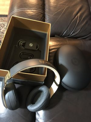 Used beats studio 3 for Sale in Adelphi, MD