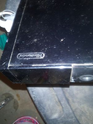 Used, Nintendo Wii console black with controllers grips and accessories for sale  Wichita, KS
