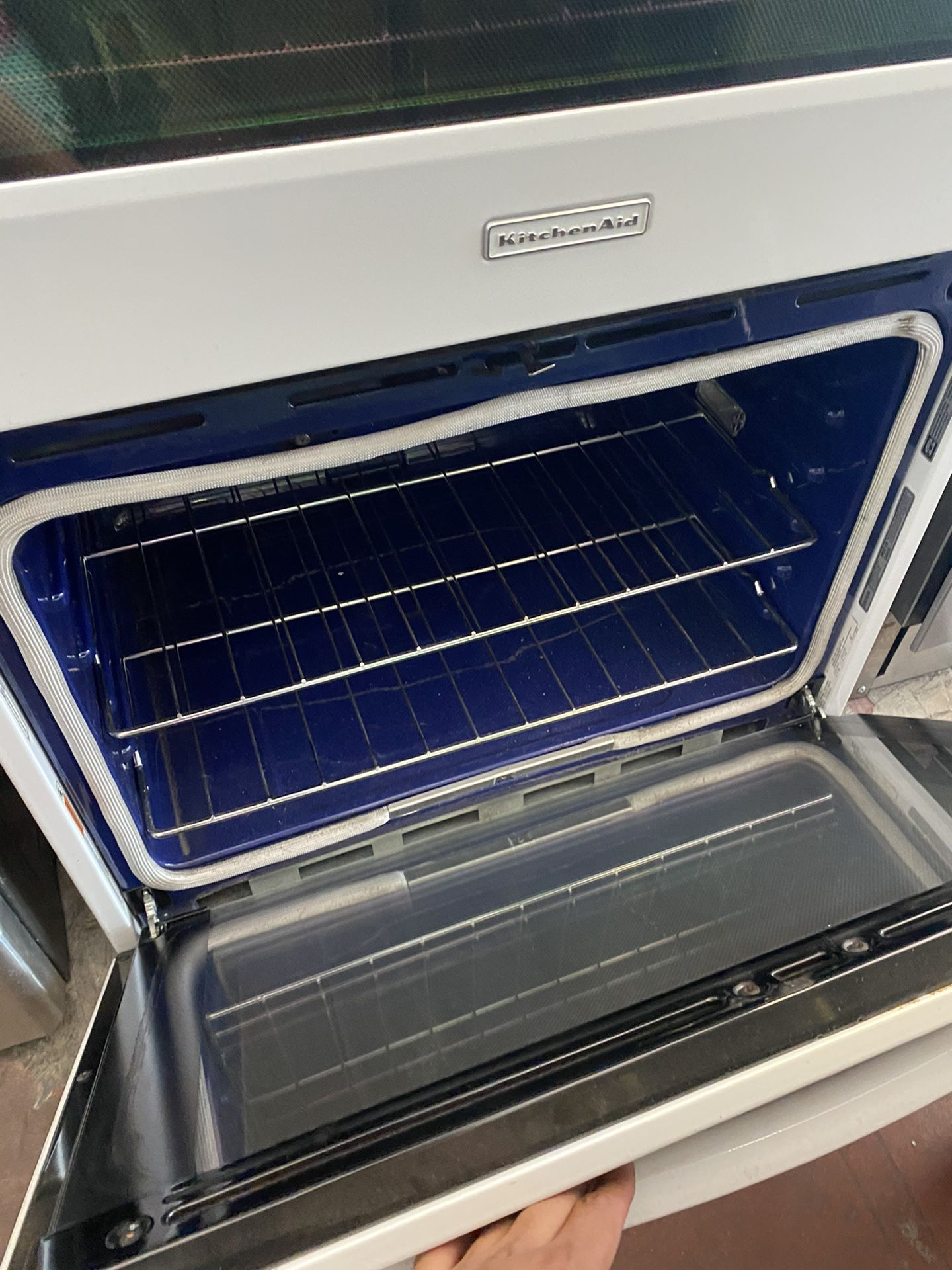 """Kitchen Aid 30"""" Double Wall Oven"""