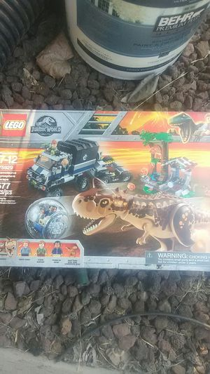 Lego Jurassic world 75929 ONLY $45 TODAY for Sale in Kent, WA