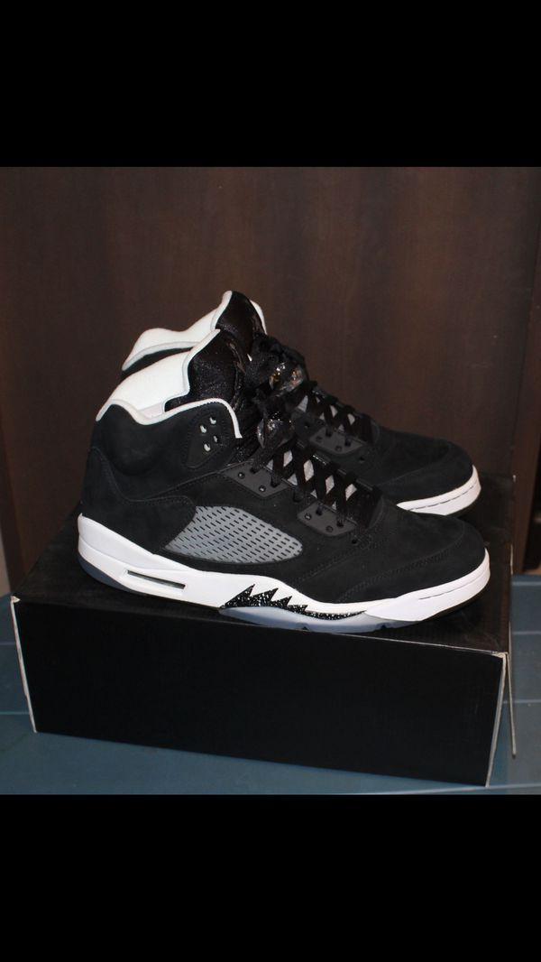 "san francisco 32d80 639a5 Jordan ""Oreo"" Retro 5's. **size 12 never worn** for Sale in Ontario, CA -  OfferUp"