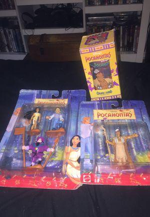 Mattel Collectible Pocahontas Toys for Sale in Phoenix, AZ