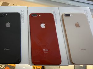 Photo IPhone 8 Plus 64gb pre owned great condition for boost mobile only,includes first month of service (ONLY NEW CUSTOMERS)