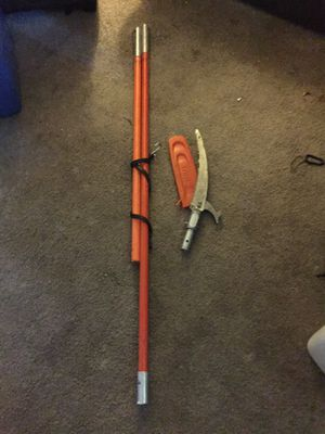 Marvin pole saw and extension for Sale in St Louis, MO