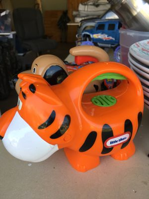 Remote control toys , fire truck, cars , animals flash lights with sounds for Sale in Elgin, IL
