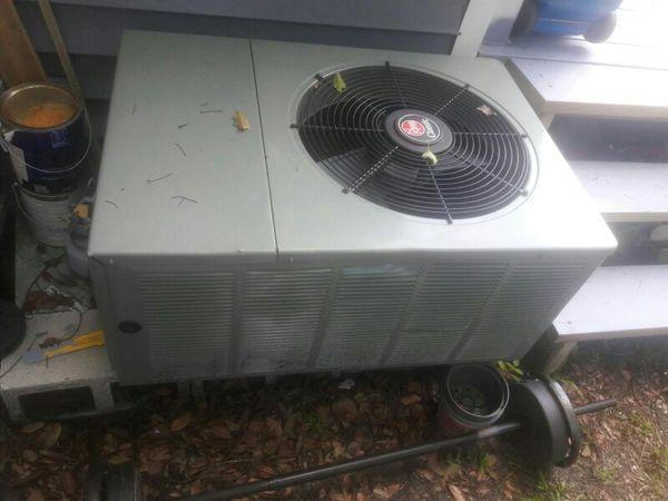 Rheem 2 ton R22 heat pump condensing unit for Sale in Jacksonville, FL -  OfferUp