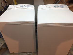 Photo Washer and dryer (very nice!!!)
