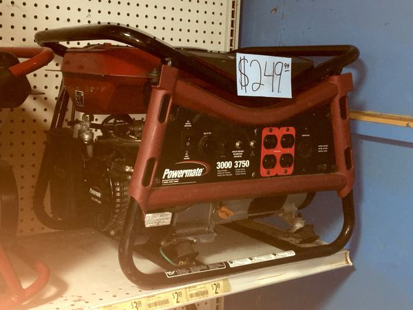 Powermate Generator for Sale in New Britain, CT - OfferUp