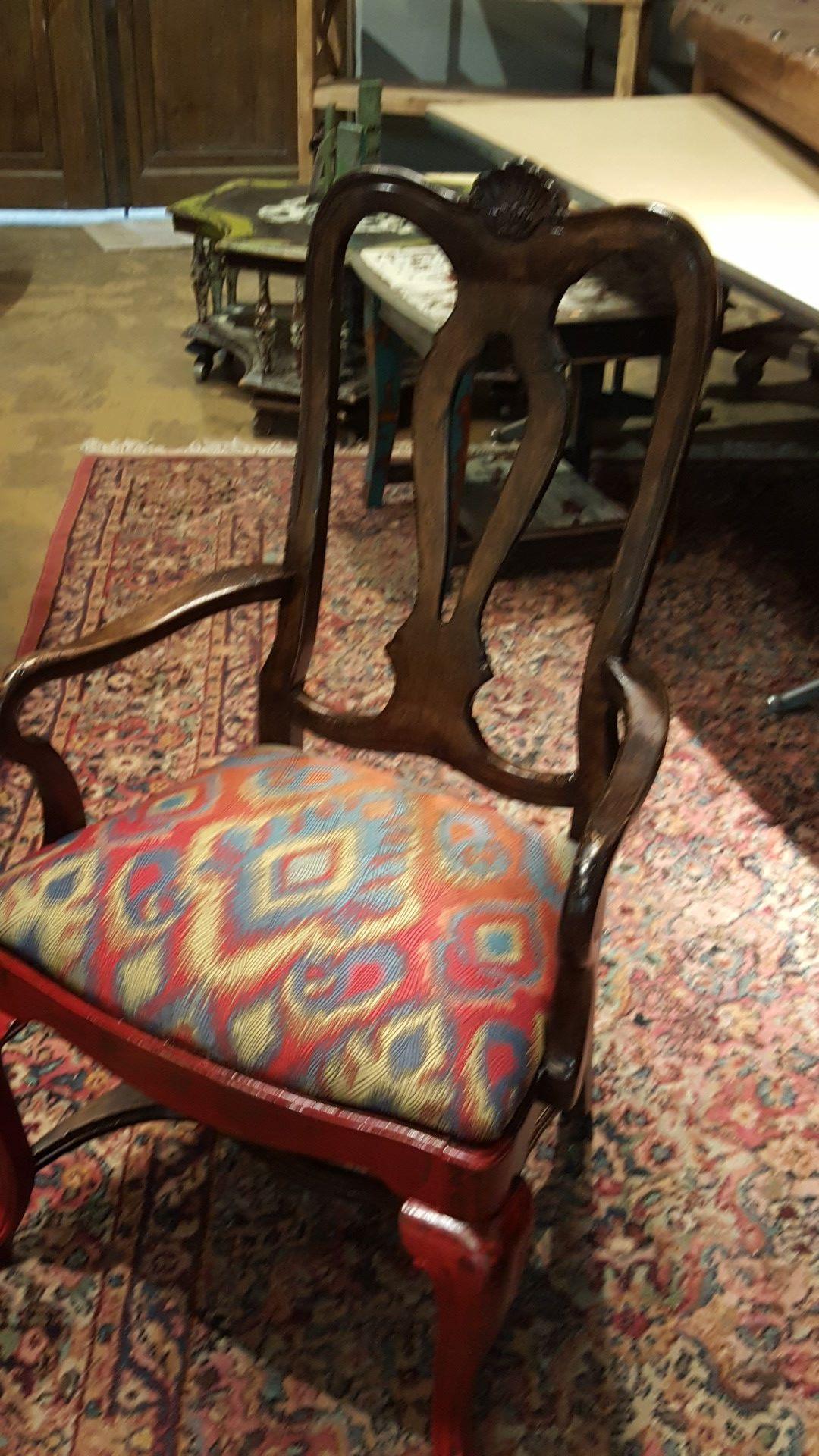 Custom chairs set of 2