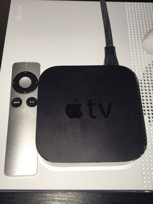 Apple TV 3rd Generation for Sale in Los Angeles, CA