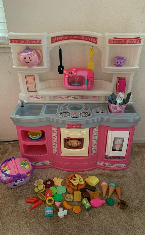 Fisher price kitchen set for Sale in Hayward, CA - OfferUp
