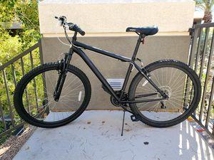 Photo Mongoose 21 Speed Black Out Mountain Bike