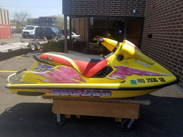1996 Seadoo Xp >> 1996 Seadoo Xp 800 For Sale In Bensenville Il Offerup