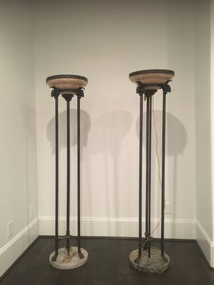 2 Art Deco Lamps for Sale in Atlanta, GA