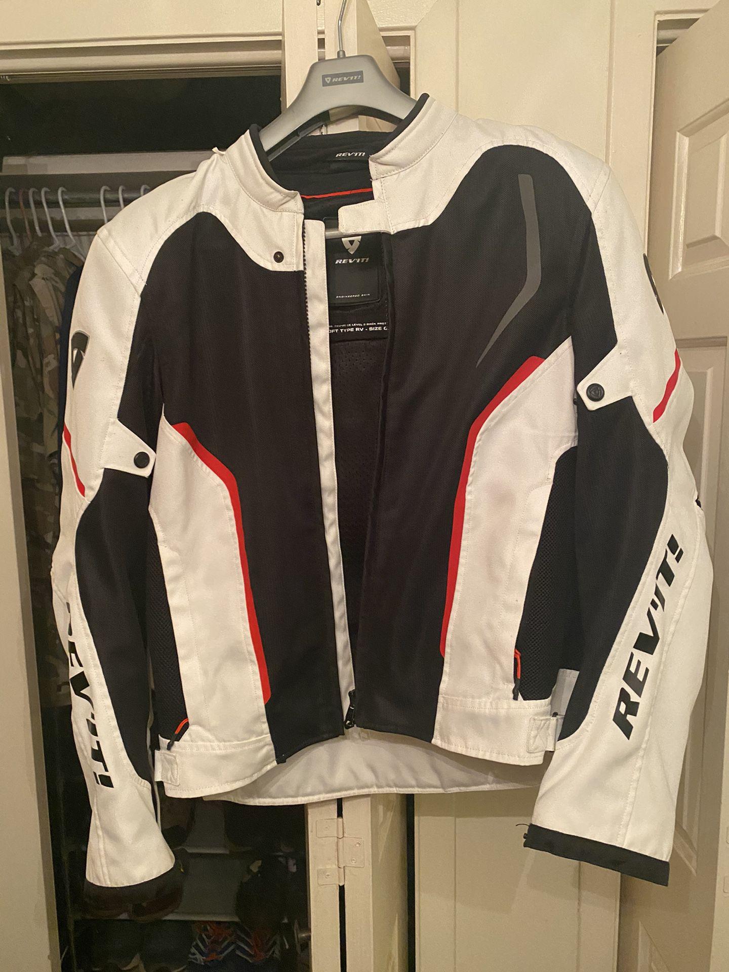 Photo Revit gtr mesh motorcycle jacket Size 2xl