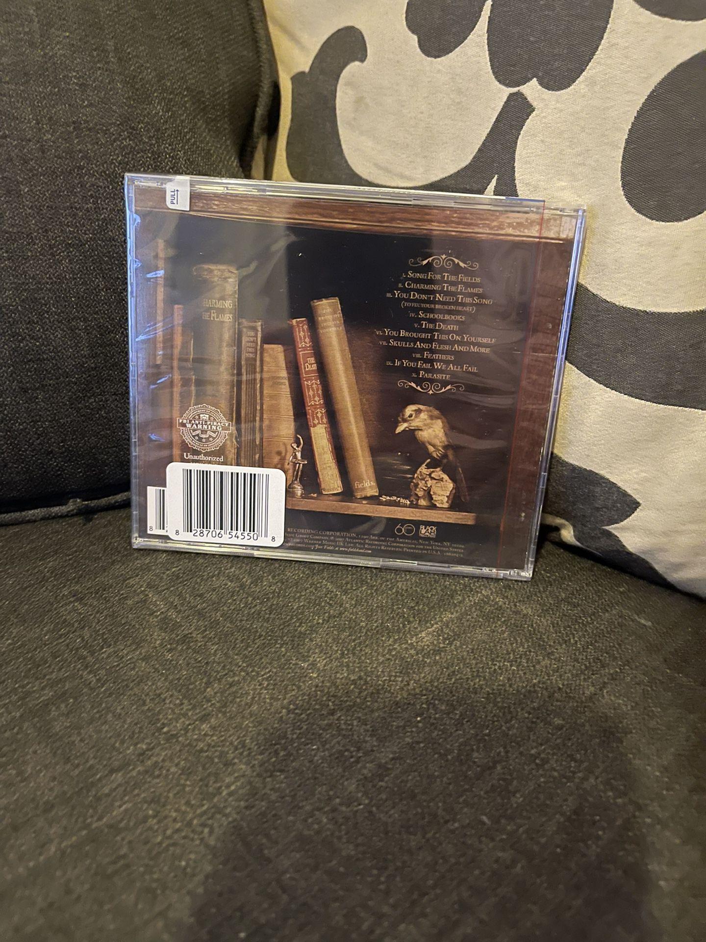 FIELDS - Everything Last Winter CD
