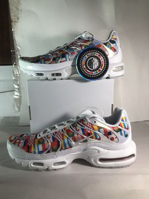 5331cd5d7dd9 Nike Air Max Plus One World Cup Size 10 Men s for Sale in Eureka