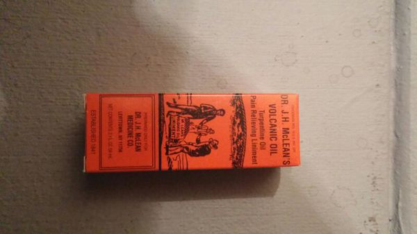 Volcanic oil turpentine oil for Sale in Phoenix, AZ - OfferUp