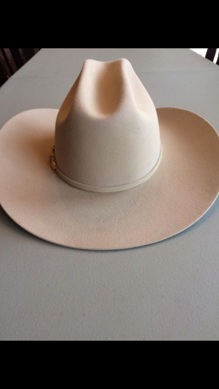 02685f7bd9e Stetson XXXXX D4 Ranch Tan Cowboy Hat for Sale in Houston