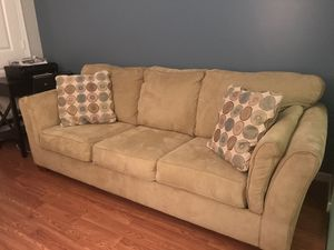 Queen Sleeper Sofa & Arm Chair for Sale in Washington, MD