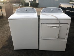 Whirlpool set top loader washer and electric dryer for Sale in San Marcos, CA