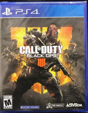 Black ops 4 for Sale in Falls Church, VA
