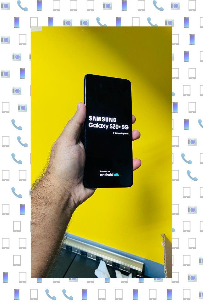 Samsung S20 Plus 5G Unlocked (Finance for $70 down, take home today)