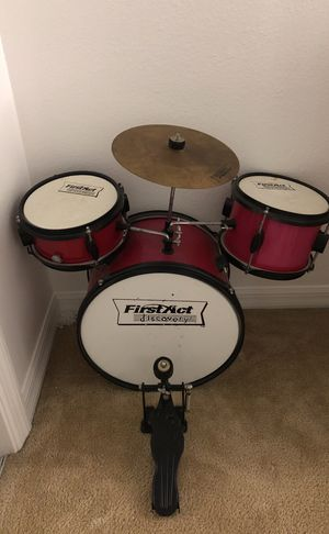 First act discovery drum set $35 for Sale in Kissimmee, FL