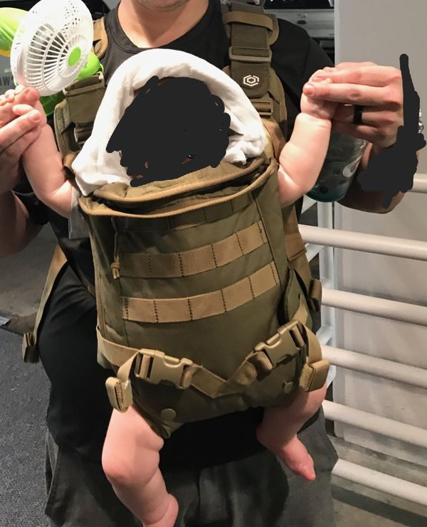 Mission Critical Baby Carrier For Sale In Richardson Tx Offerup