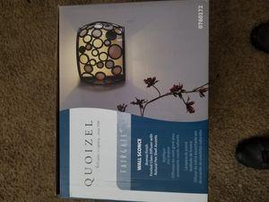 Quoizel wall light fixture for Sale in Newport News, VA